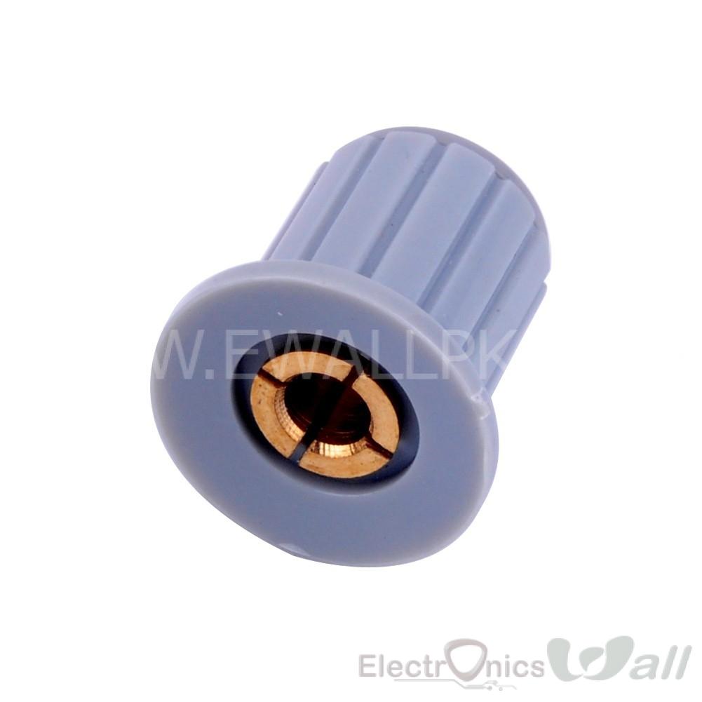 Potentiometer Knob WXD3-13-2W 4mm dia