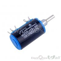2W 10K High precision Multiple Circles Potentiometer