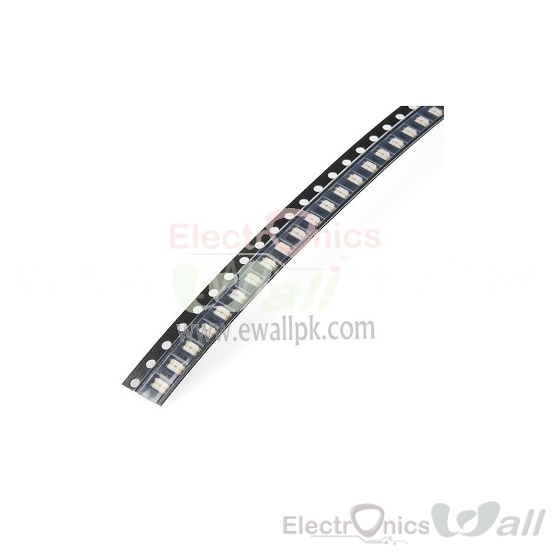 SMD LED - Blue 1206 (strip of 20)