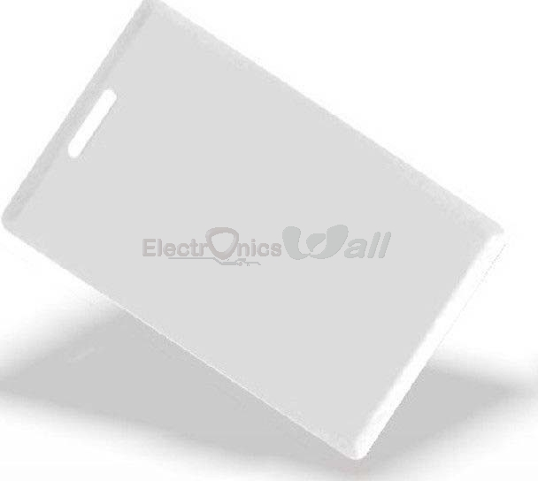 125KHZ RFID READ/WRITE EM4100 CARDS