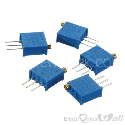 100 ohm Variable Resistor