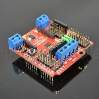 arduino IO expansion shield (V5) support xbee, sd card, RS485, PWM