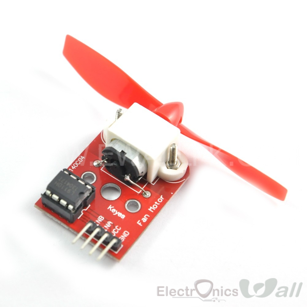 Fire Fighting FAN Module for Fire Fighting Robot