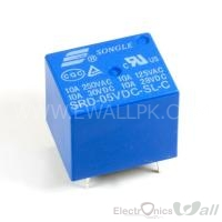 5V Relay SRD-05VDC-SL-C High Quality 220V 10A