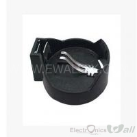 Universal battery Socket Holder for CR2032 CR2025 battery cell