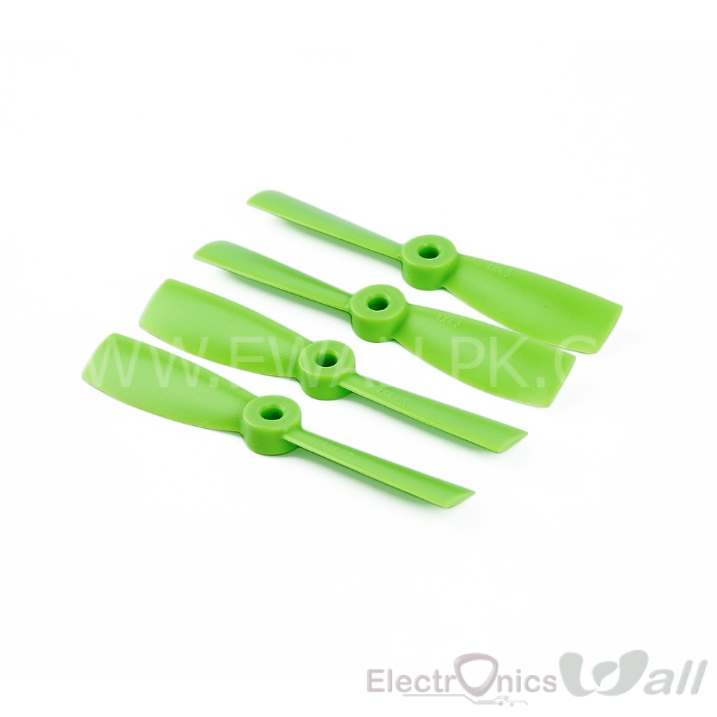 Strong OCDAY 4045 4x4.5 Strengthen Propellers CCW CW (2pair) Green
