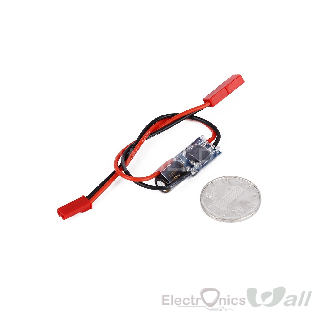 FPV LC Filter for Camera