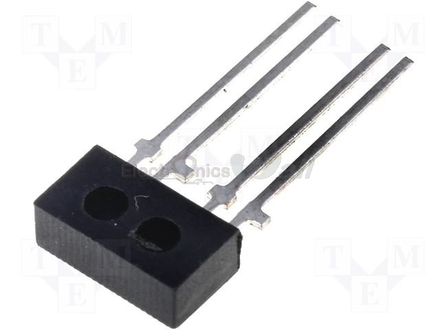 Ewall Tcrt1000 Optocoupler Reflective Optical Sensor