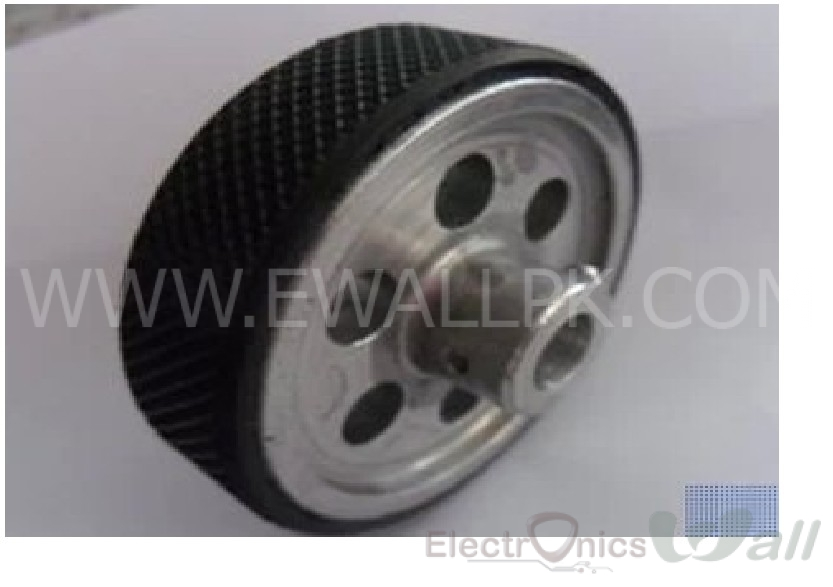 65mm Aluminum Alloy Wheel (Tread Width 18mm)