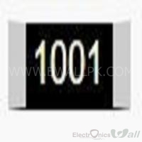 1K 0.1% Package Size 1206 SMD Resistor( 20pcs packet)