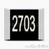 270K 0.1% Package Size 1206 SMD Resistor( 20pcs packet)