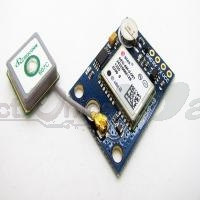 NEO-6M GPS MODULE WITH EEPROM AND ACTIVE ANTENNA
