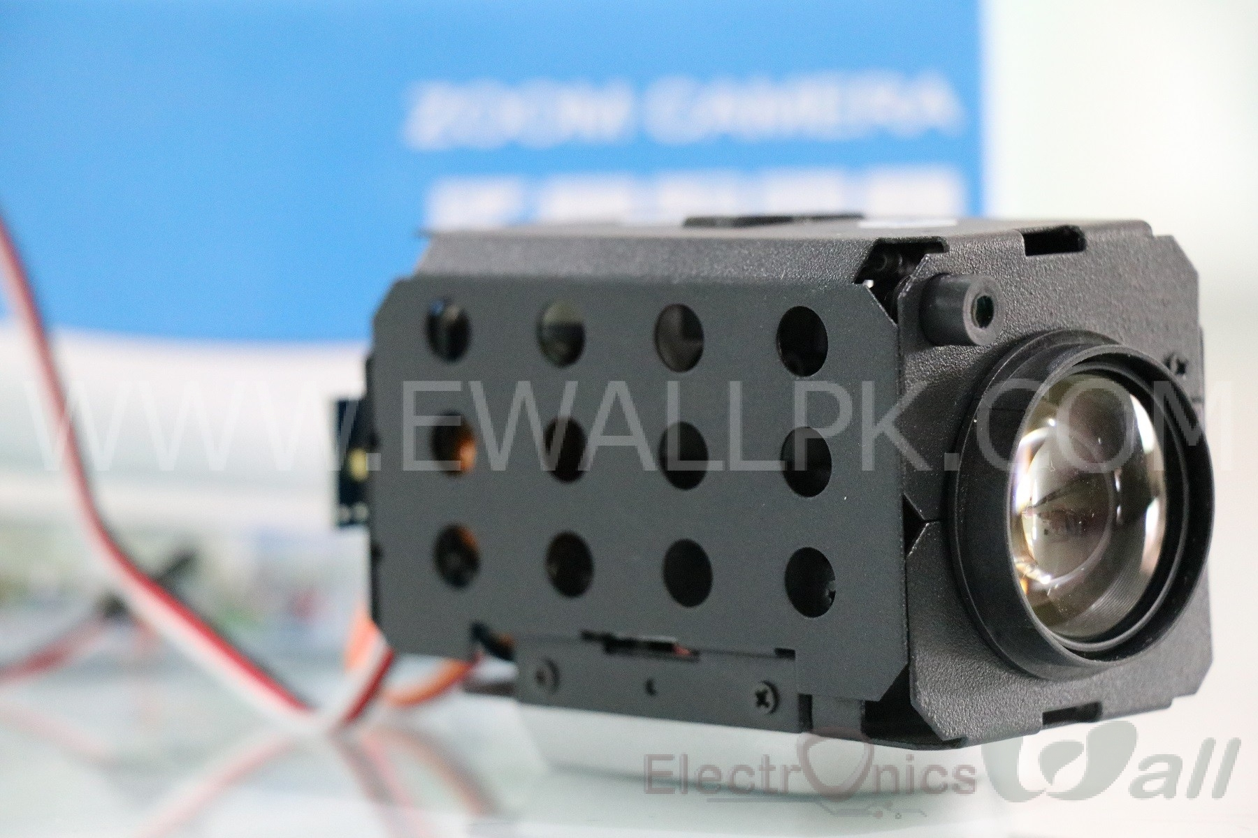 EW36X700 36XZoom 1/3 700TVL EFFIO Camera With PWM input Zoom Control