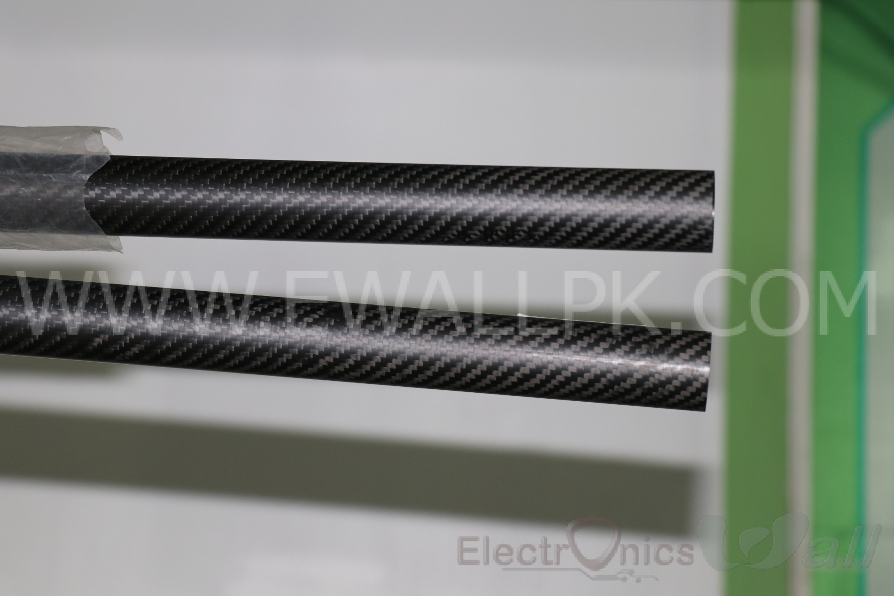 30x28x500mm 3K Carbon Fiber Tube (Twill Light)