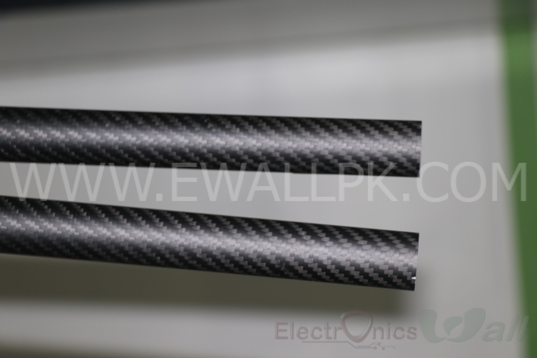 25x23x500mm 3K Carbon Fiber Tube (Twill Matt)