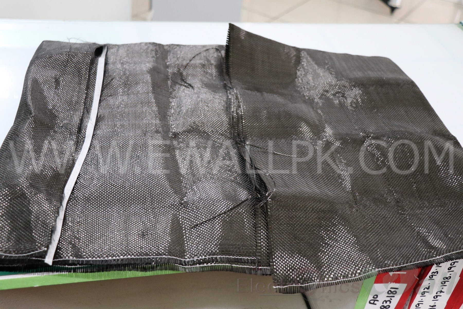 3K Plain Weave Carbon Fiber Cloth /Fabric (1mx1m)