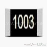 100K Package Size1206 SMD Resistor(5 Pcs Packet)