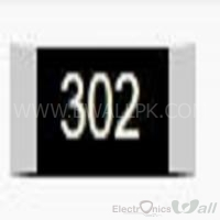 3K Package Size 1206 SMD Resistor(5 Pcs Packet)