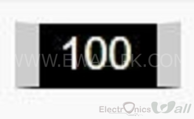 10 OHM 1% Package Size 2512 SMD Resistor(5 Pcs Packet)