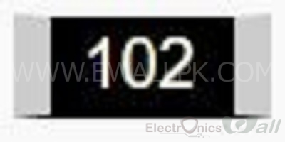 1K Package Size 0603 SMD Resistor( 20pcs packet)