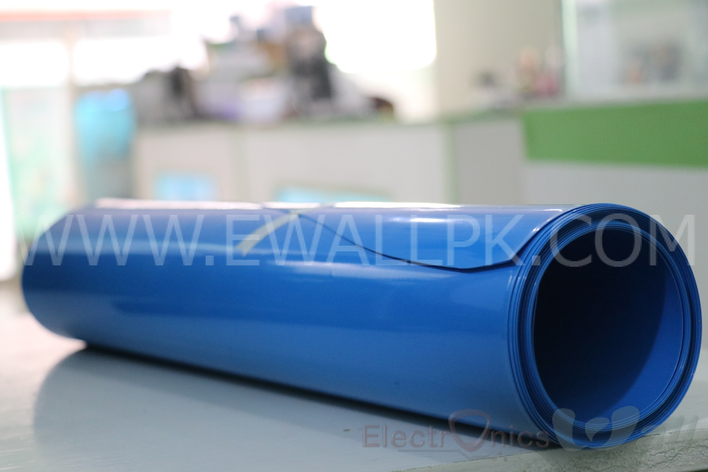 PVC HeatShrink dia: 420mm 2:1 (1 Meter)