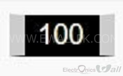 10 OHM Packagr size 0402 SMD Resistor( 20pcs packet)