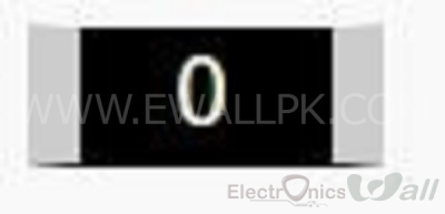 0 OHM Package size 0402 SMD Resistor( 20pcs packet)