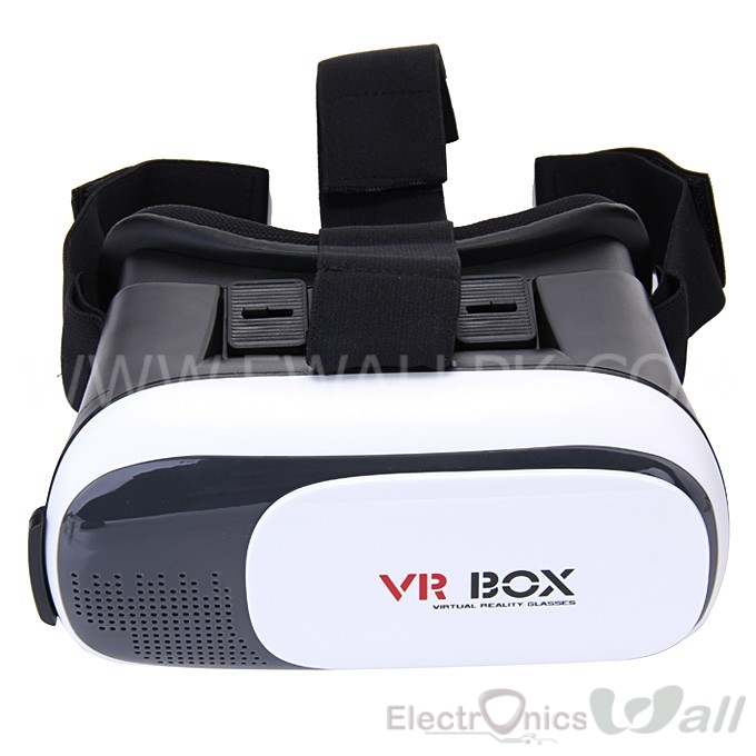 VR Box 3D Virtual Reality VR Glasses Google Cardboard for 4.7 inch ~6 inch  Smart Cell Phone
