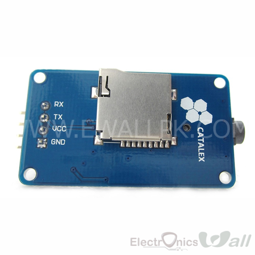 Serial MP3 Player Module
