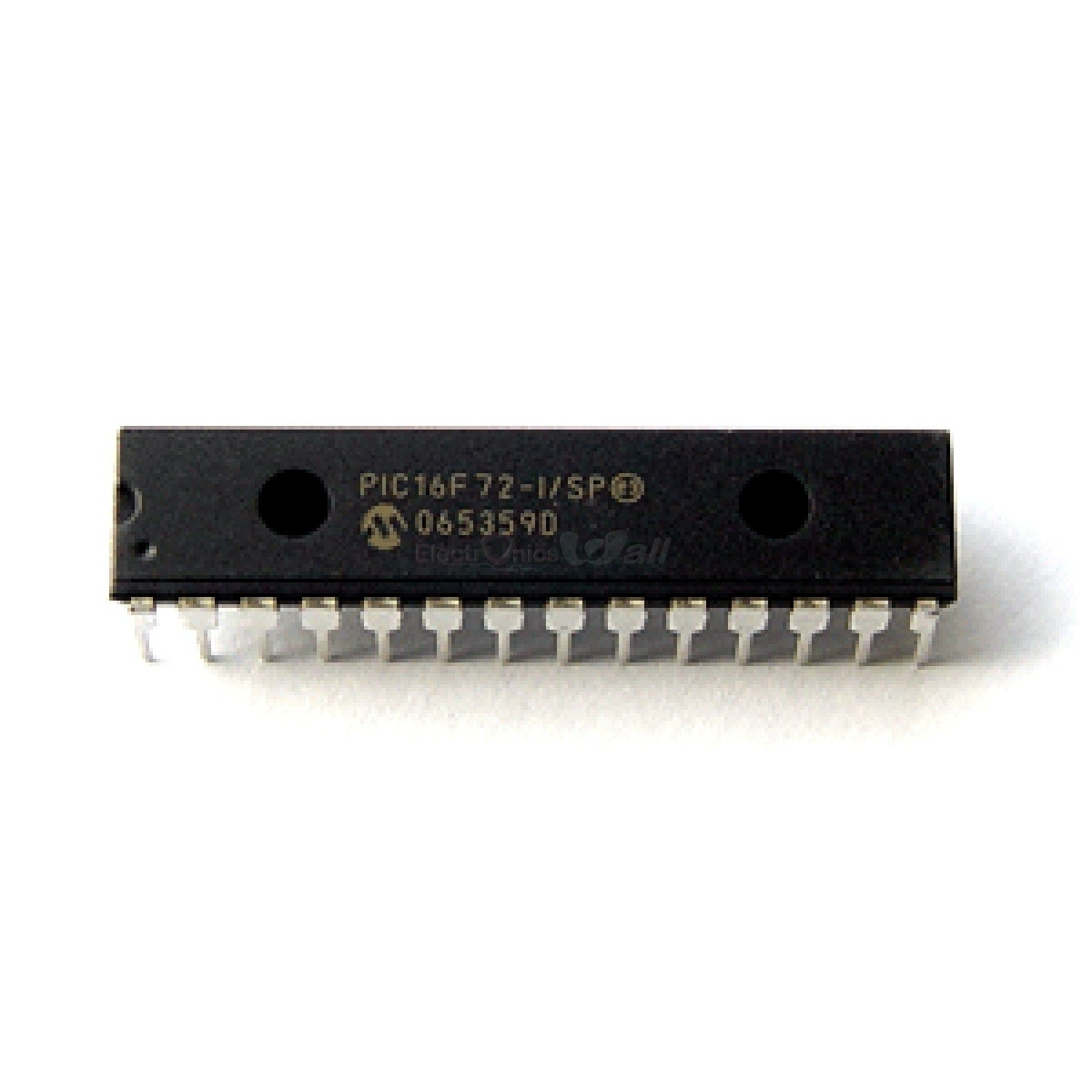 PIC 16F72-I/SP MICROCONTROLLER