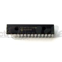 PIC 16F72-I/SP MICROCONTROLLER