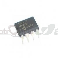 PIC 12F675-I/P MICROCONTROLLER