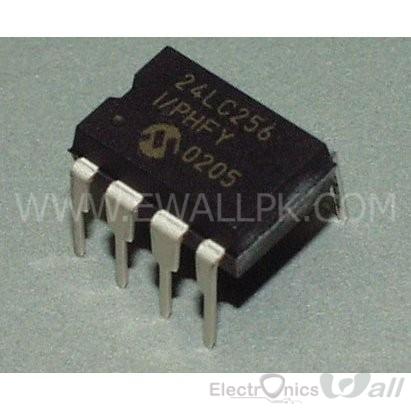 I2C Based EEPROM - 256kbit For Arduino interface