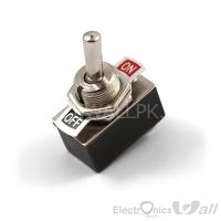 Heavy Duty SPST Toggle Switch