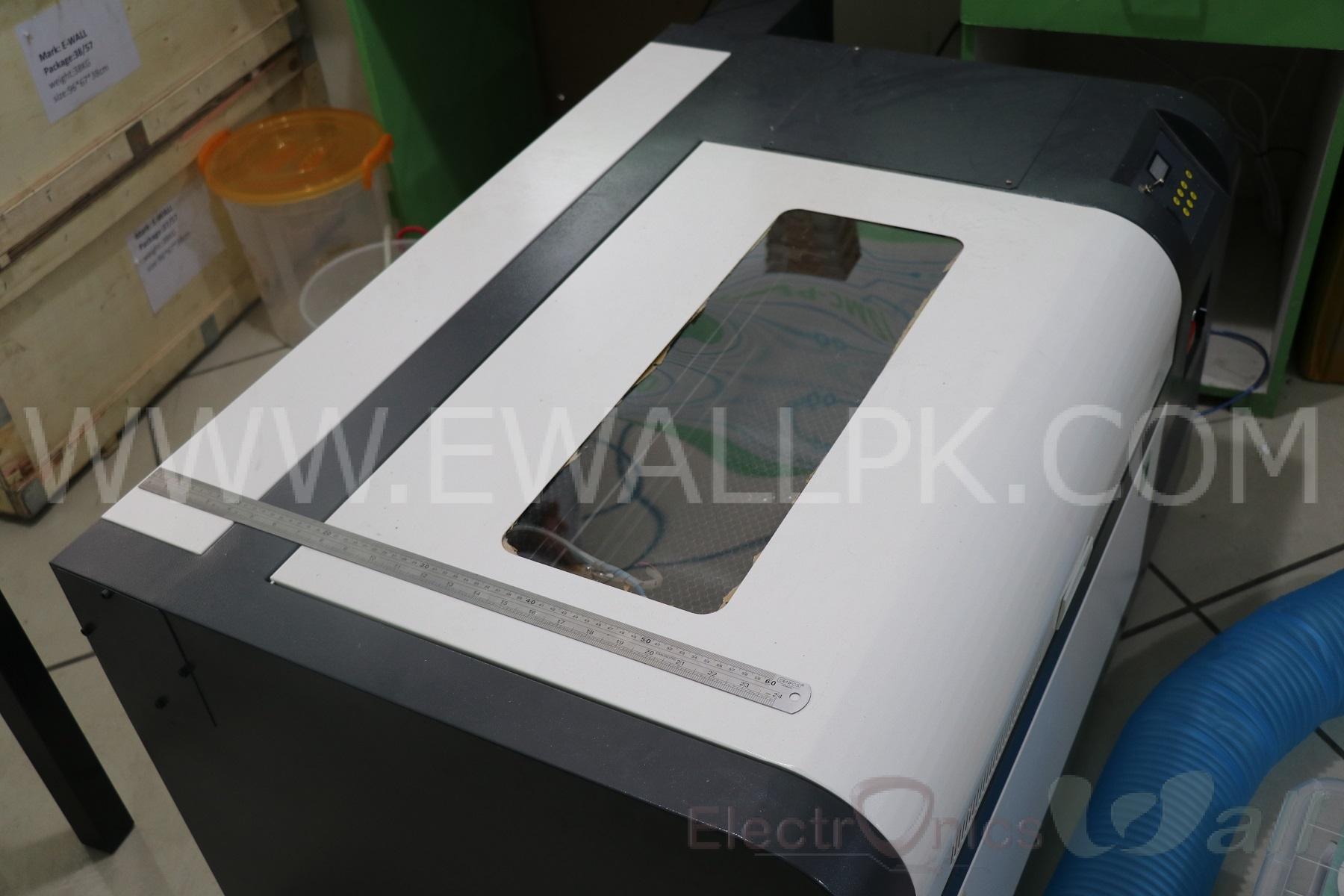 80W 6040 Laser Cutting Machine ( 600mmx400mm)