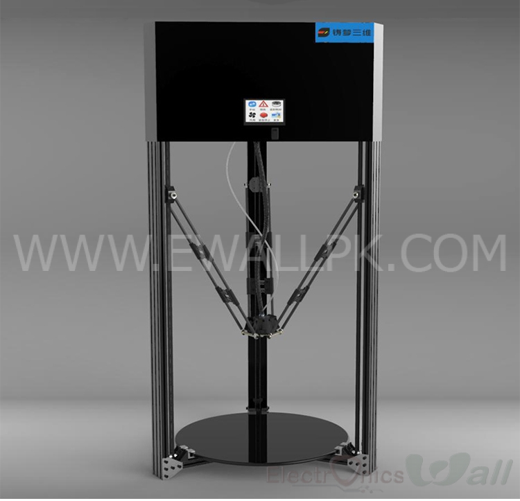 Industrial Big Size Delta 3D Printer ( Dia 430mm, Hight 600mm)