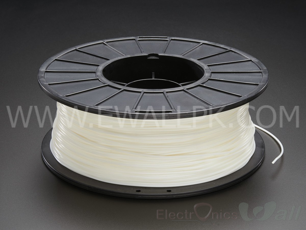 1.75mm ABS White 3D printer filament 1Kg (Economy )