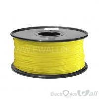 1.75mm ABS -Yellow 3D printer filament 1Kg (Economy )
