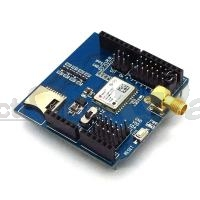 GPS ARDUINO SHIELD WITH SD CARD