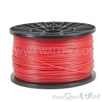 1.75mm PLA -Red 3D printer filament 1Kg (Economy )