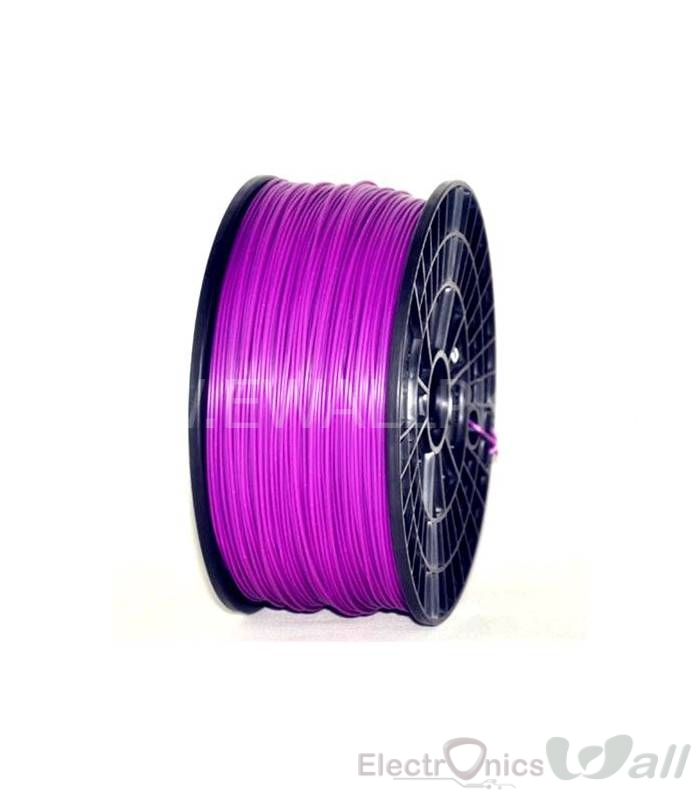 1.75mm PLA Light-Purple 3D printer filament 1Kg (Economy )