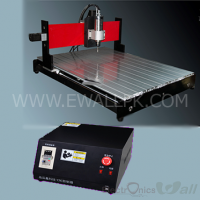 9060 2200W (2.2KW) High Power 4-axis CNC Aluminium/Metal Milling Machine (High Quality)