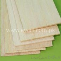 Balsa Wood (4x80x1000mm) for Aeromodelling , DIY Modeling , Architecture etc