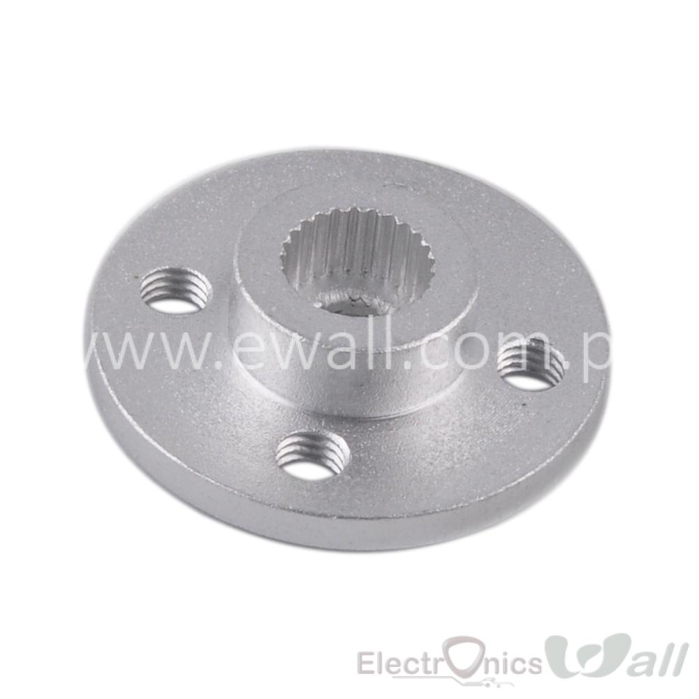 Servo Metal Round mount Disc Servo Horn Bracket 25T