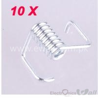 Locking Spring Tensioner for MXL & GT2 Timing belt of 3D Printer 10PCS