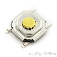 16- 4X4X1.5 SMD Push Button (10 pcs packet)
