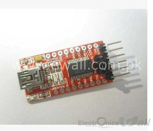 FT232RL USB to Serial Adapter Module USB TO UART (Economy)