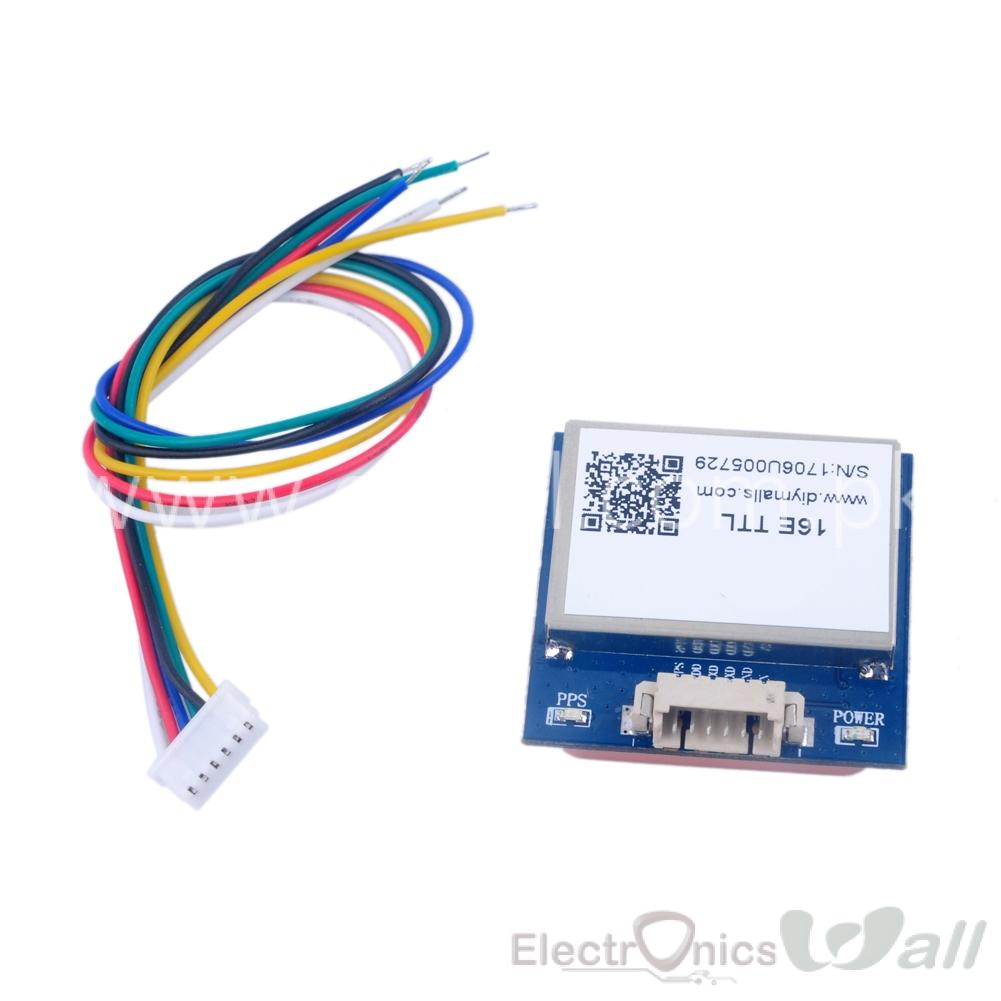 VK16E GMOUSE GPS Module SIRF3 Chip GPS Module w/Ceramic Antenna