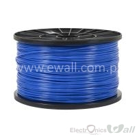 1.75mm PLA Blue 3D printer filament 1Kg (Economy )