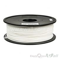 1.75mm PLA white 3D printer filament 1Kg (Economy )